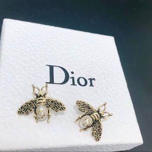 Super Cute Bumble Bee Studs